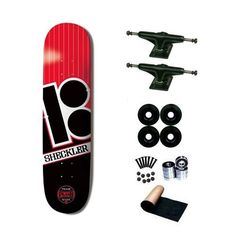 Plan B Ryan Sheckler Baseball 7.7 Skateboard Complete by Plan B. $72.99. Brand New, Top Quality Plan B Skateboard Complete