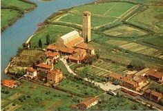 Torcello Island, Italy   I think that Venice started here.