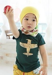 Newborn Toddler Kids Baby Girls Boys T-Shirt Cotton Flight Tops Tee Boys T Shirts, Cool Shirts, Liz Claiborne, Baby Kids, Kids Outfits, Plane, Clothes, Snails, Women