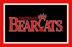 University of Cincinnati Bearcats area rug