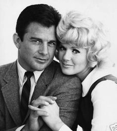 Stacy with wife Connie Stevens.