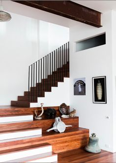 #stairs #modern #interiors