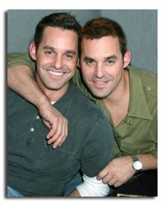 Buffy actor Nicholas Brendon and his identical twin brother Kelly Donovan