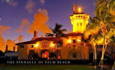 The Mar-a-Lago Club (Palm Beach, Florida)