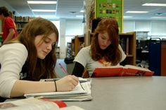 Most teens struggle with these three things - organization, study skills, test preparations.
