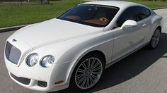 2010 Bentley Continental GT 6.0/600 HP, Automatic