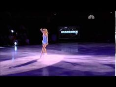 Gracie Gold - Let It Go  I love that she incorporated some of the gestures in the clip, such as making the flurries, that was awesome.