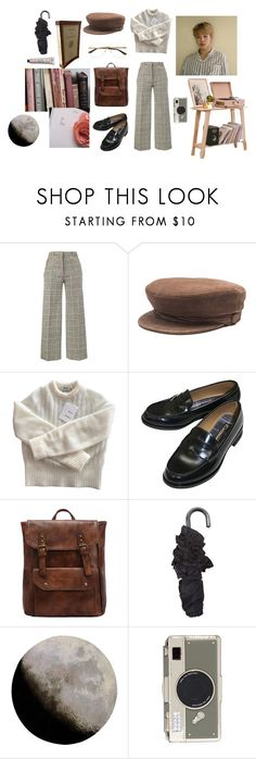 """wonderwall.pjm"" by notyourbabe182 ❤ liked on Polyvore featuring Y/Project, Maison Michel, Acne Studios, Forever 21, nanimarquina and Kate Spade"