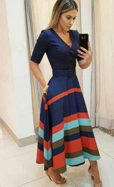 Ideas Womens Fashion Vintage Outfits Skirts For 2019 Modest Dresses, Modest Outfits, Modest Fashion, Pretty Dresses, Beautiful Dresses, Dress Outfits, Fashion Dresses, Modest Clothing, Black Women Fashion