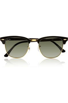 f518adc4a17 Ray-Ban - Clubmaster acetate sunglasses