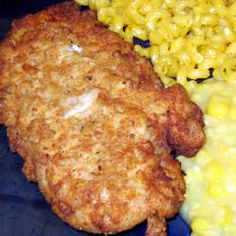 """Garlic Chicken Fried Chicken 