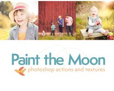Paint the Moon Photography and Photographer's Tools