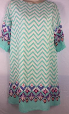 Everly Boutique Mint Pink 3 4 Sleeve Lined Small Polyester Dress | eBay