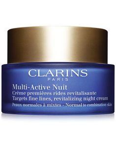 Clarins Multi-Active Night Cream - Normal to Combination Skin