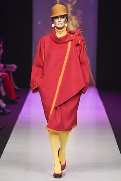 Slava Zaitsev Russia Fall 2017 Fashion Show