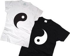 Mejores camisetas de pareja de amigos Amigos por FunnyWhiteTshirt