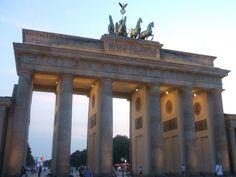 Brandenburg Gate, Berlin, Germany  can't wait for Germany!!