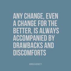 Arnold Bennett Quote
