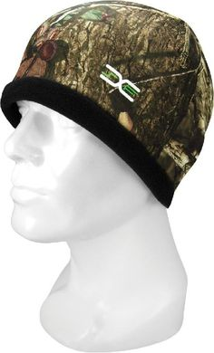 c8012fdc99a51  7.80 Stretch Fleece Beanie - Mossy Oak
