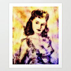 Lightning Art Print by Nicole Frischlich - $17.68