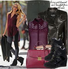 """912. Model Style: Candice Swanepoel"" by chocolatepumma ❤ liked on Polyvore"