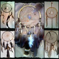 Dream Catchers Moving Animations   Dream Catchers by Choctaw Artist Michael Hutchings