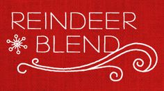 Reindeer Blend 2012- A wonderfully balanced coffee with earthy tones and hints of fruit. The perfect holiday gift.