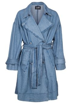 Cheap Monday RAINY Trenchcoat blue