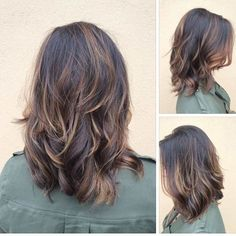 Hairstyles For Medium Length Alluring 36 Chic Medium Length Layered Hair  Pinterest  Medium Length