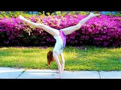 How to Hold a Longer Handstand! - YouTube