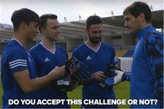 Casillas desafia Diogo Jota, Oliver Torres e Layún a irem para a baliza e passa ao ataque