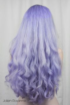 As a fairytale costume designer I love pastels and I love pastels on hair. This weekend I decided to dye my hair Lilac <3! I had Lavender and pastel pink before. I love how it turned out. It will look even softer when it fades a little later.Recipe: 2,5 pots of 'Lilac' by Directions. Mixed with 750ml of Conditioner. Leave in for 45 minutes.Note: This is 100% my own hair, no extensions, wigs or anything like that.http://fairytas.tumblr.com/