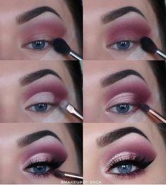 Make-up Tutorial Plum lila Flick blaue Augen Augen Make-up Tutorial Plum lila Flick blaue Augen . -Augen Make-up Tutorial Plum lila Flick blaue Augen . Makeup Goals, Makeup Inspo, Makeup Inspiration, Makeup Tips, Makeup Ideas, Makeup Geek, Makeup Products, Makeup Man, Makeup Blog