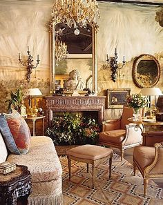 ❤︎ ~ My Home Style ~ ❤︎ Classic french decor ✦