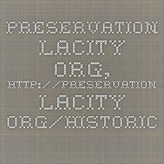 preservation.lacity.org, http://preservation.lacity.org/historicplacesla