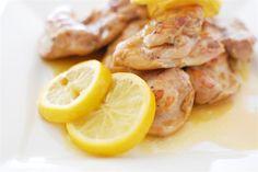 Gordon Ramsay's Sticky Lemon Chicken