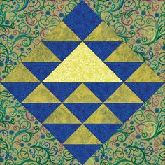 quilt block patterns - Google Search