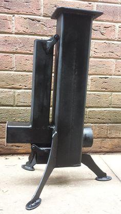 Estufa del cohete / placa / a medida / calentador / hornilla