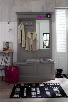 9 Ideas of Entry Organizing – Shoe Cabinets | Interior Design Files