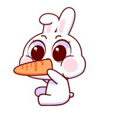 15 Super cute rabbit baby emoticons gif iPhone 8 Emoticons Animoji Rabbit Gif, Rabbit Baby, Kawaii Stickers, Love Stickers, Anime Summer, Kawaii Doodles, Cute Messages, Cute Emoji, Cartoon Gifs