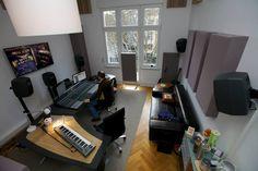 GIK Acoustics Room Setup