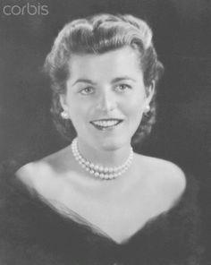 Patricia Kennedy Lawford.
