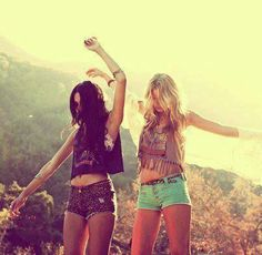 @Lauren Brittany this is us, only if we were dancing near a mountain, we would probably fall off #drunkgirlproblems