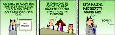 Dilbert, Best Practices