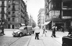 Calle Mayor 1963.