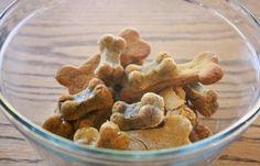 Homemade healthy dog treats!