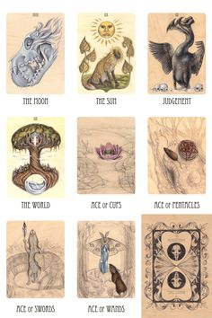 Wooden tarot deck. One of the best decks I've gotten in years! The 21 cards are printed on thin birch wood panels. The artwork is excellent and well thought out too. Look for them on Etsy!