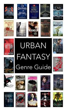 Must Read Urban Fantasy | wrapped up in books