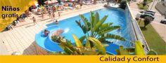 En la zona residencial de Vinaròs a tan sólo 250 m de la playa.   - 147 habitaciones (2 camas de 1,35), 12 Junior Suites (camas de 1,50, salón y bañera de hidromasaje). Todas las habitaciones son amplias, exteriores, con grandes terrazas y dotadas de: aire acondicionado frío/calor, teléfono, televisión, minibar, caja fuerte. WIFI Gratuita y NIÑOS GRATIS
