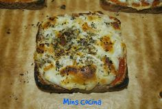 Para esos días que no apetece mucho cocinar, una idea perfecta del blog MINS COCINA.
